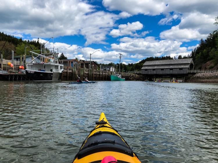 St. Martins Sea Kayaking