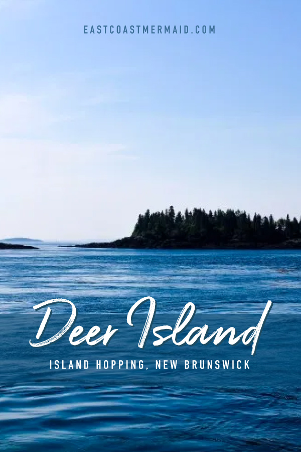 Deer Island is accessible from Letete, New Brunswick (about 15 minutes from Saint George and 55 minutes from Saint John) on a FREE ferry that departs the island and mainland nearly every 30 minutes.  #TourismNewBruswick #TravelNewBrunswick #CanadianTravel #NewBrunswickTourism