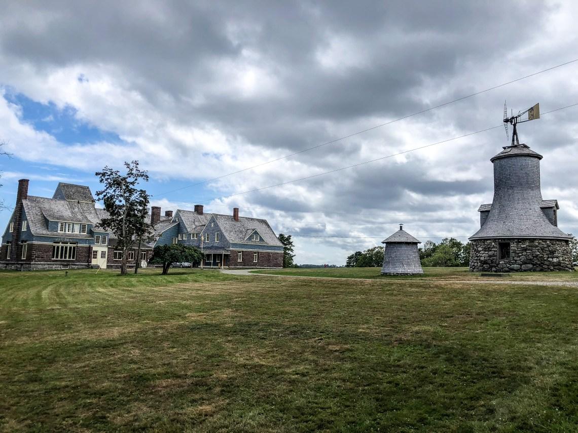 Minister's Island - New Brunswick - Van Horne House - 4