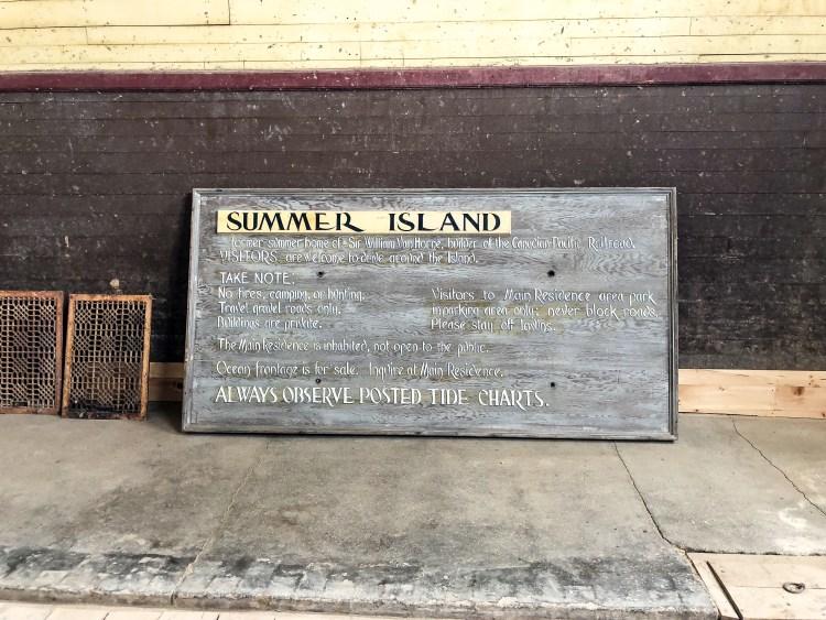 Minister's Island - New Brunswick_