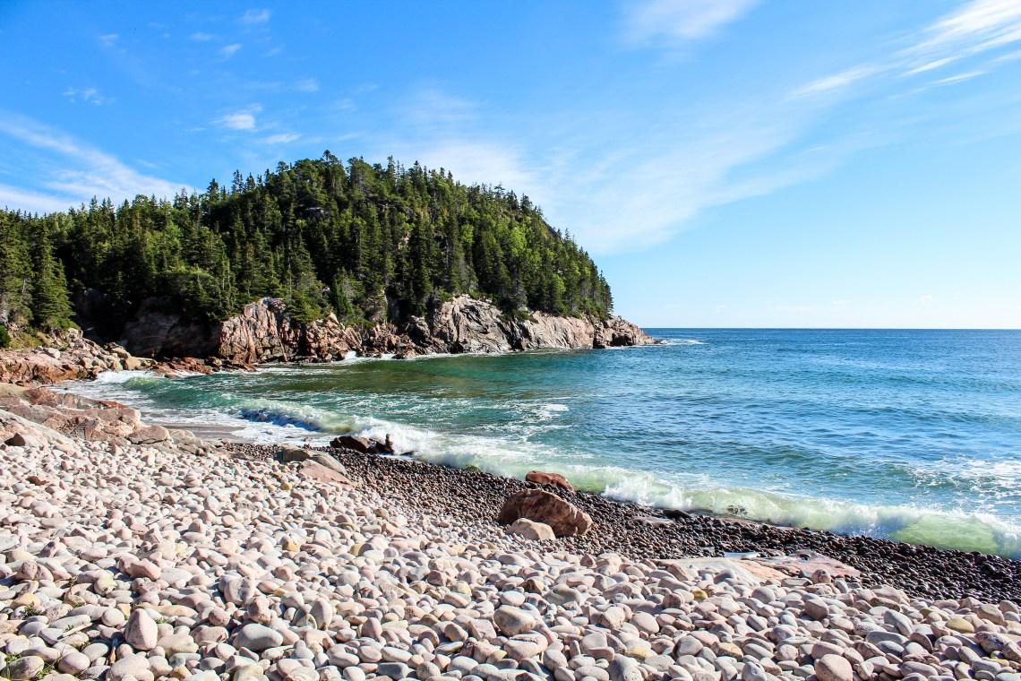 Cabot Trail - Black Brook Beach