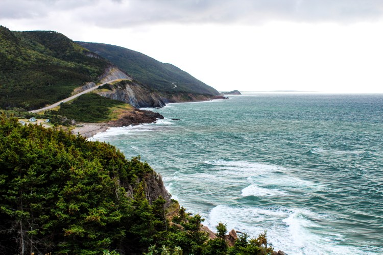 Cabot Trail - Coastal