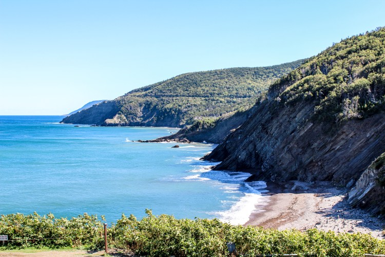 Cabot Trail - Meat Cove