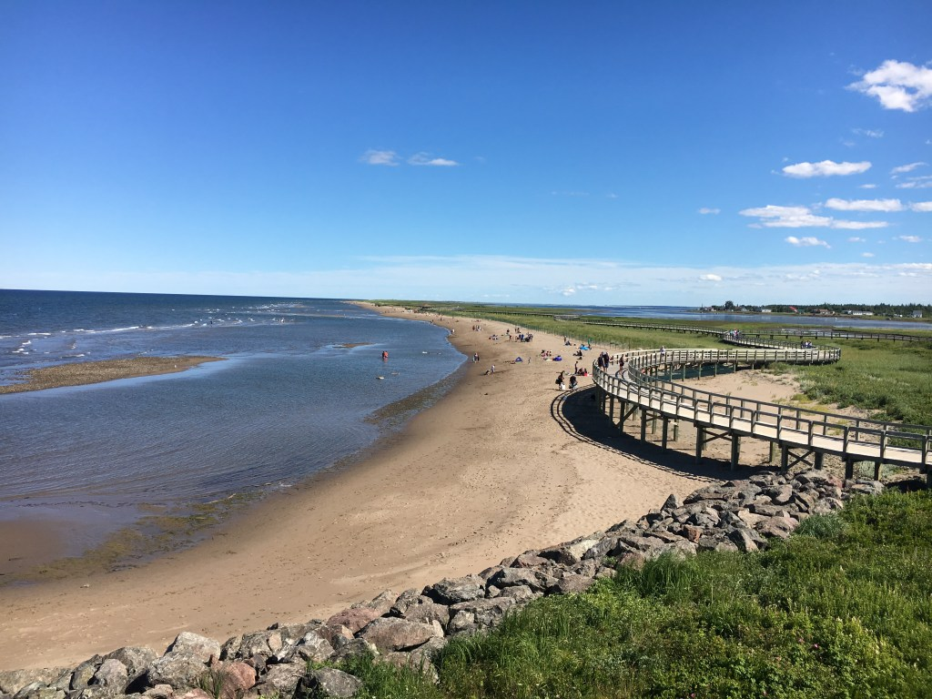 BOUCTOUCHE DUNES - EAST COAST MERMAID