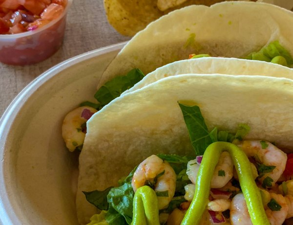 East Coast Mermaid Explores Taco Week in Moncton