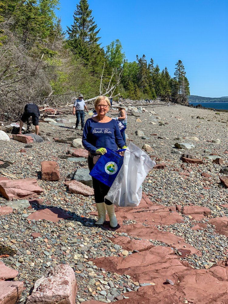 World Oceans Day Shore Cleanup Ministers Island 2