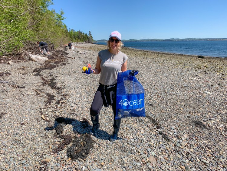 World Oceans Day Shore Cleanup Ministers Island 6 copy