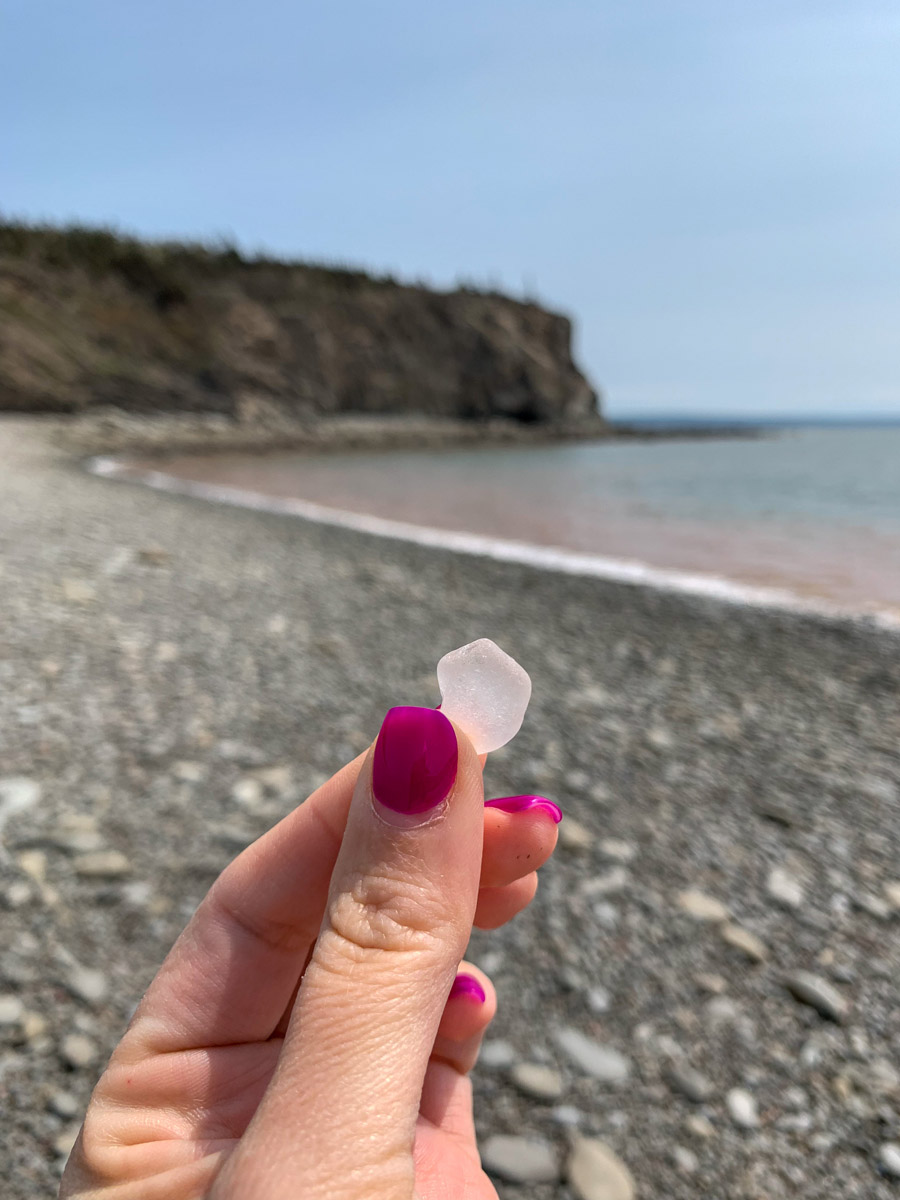 Cape Enrage New Brunswick - East Coast Mermaid - Seaglass