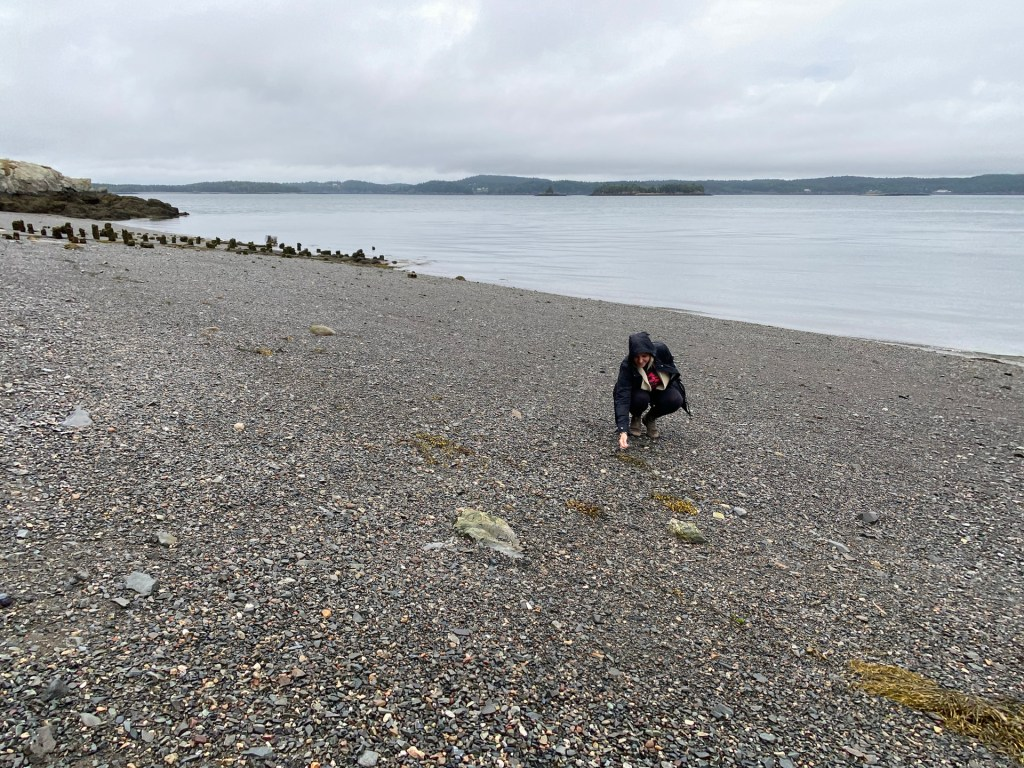 East Coast Mermaid's Guide to Hunting Seaglass in New Brunswick