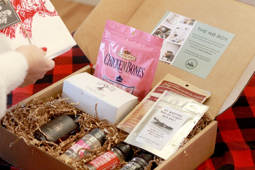 Christmas Giveaways: The NB Box