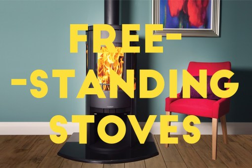 Freestanding stoves