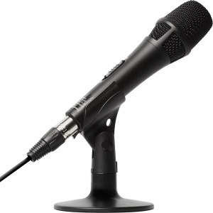 A simple microphone in the Podcast's Christmas Gift Guide 2020