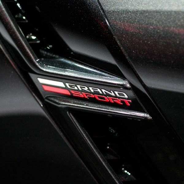 2017+ Corvette Grand Sport