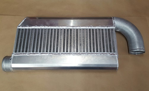 ECS C7 Kit Intercooler and Ducting