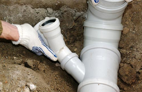 Water & Sewer Replacement