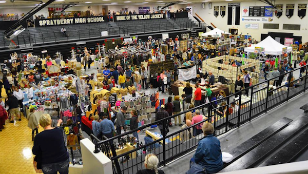 Sprayberry Craft Show, East Cobb weekend events
