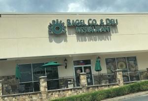 Goldberg's Bagel, East Cobb food scores