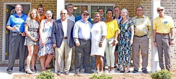 Habitat House, East Cobb faith communities