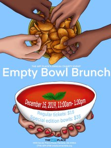 East Cobb weekend events, Empty Bowl Brunch