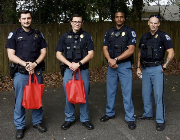 East Cobb public safety appreciation luncheon