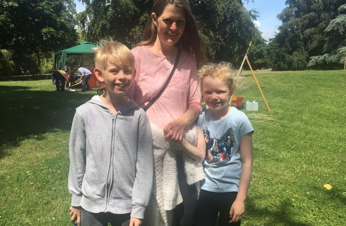 Sidmouth Duck Derby 2019