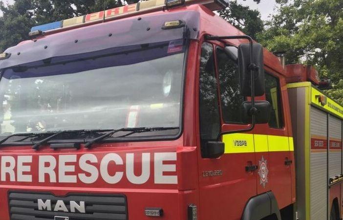 fire Exeter Sidbury East Devon Hawkchurch Axminster Ottery Upottery Honiton Exmouth Lympstone Axminster Aylesbeare Woodbury