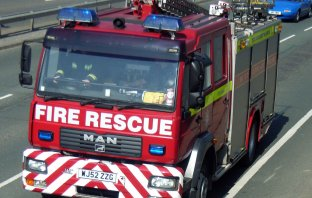 fire Clyst St Mary East Devon Exeter Honiton Ottery Haldon Exmouth Exeter Pinhoe Axminster