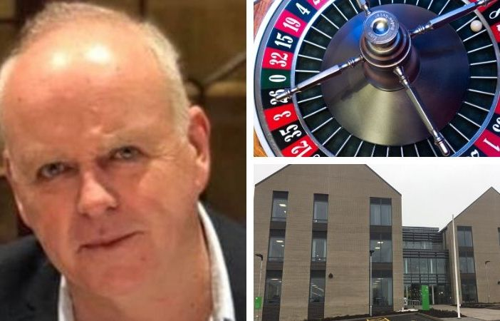 Independent East Devon Alliance leader Councillor Paul Arnott expressed fears the district authority could be seen as a 'casino council'.