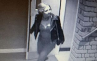 Police believe the woman pictured may have seen the assault and would like to hear from her. They have stressed she is not a suspect and is being sought as a witness.
