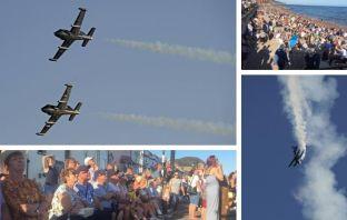 air show Sidmouth