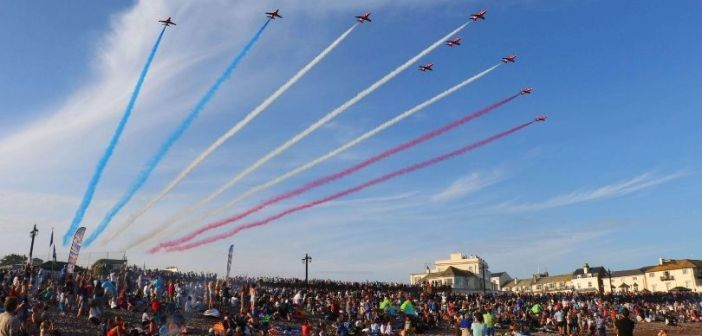 Sidmouth Air Show: what time does it start, who will I see and where can I park my car?