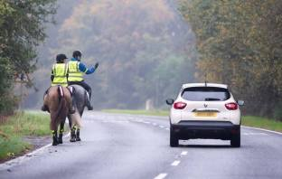 Exeter A motion was put before Devon County Council to support the British Horse Society's Dead Slow campaign.