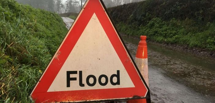 'Flooding expected' in parts of East Devon after heavy overnight rain raises river levels