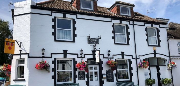 East Devon pub dating back to 1506 goes on the market for £425,000
