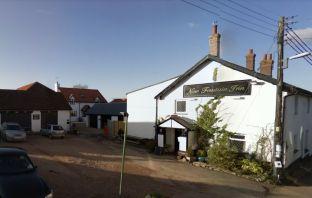 The New Fountain Inn in Whimple, East Devon.