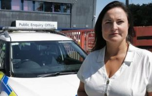 Exmouth Exeter East Devon Alison Hernandez is the Police and Crime Comissioner for Devon, Cornwall and the Isles of Scilly. Picture: OPCC