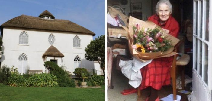 Budleigh celebrates 101st birthday of last-surviving founder of Fairlynch Museum