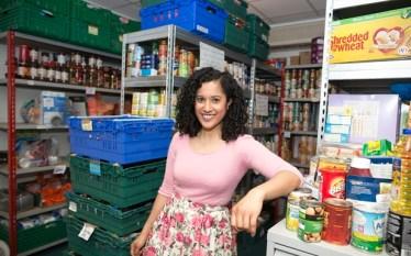 Foodbank, WI, modern WI, Telegraph, EDWI,