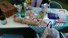 WI ladies know how to host a picnic