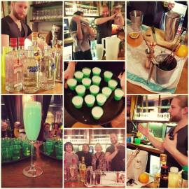 EDWI March 2018: Cocktail Making Masterclass
