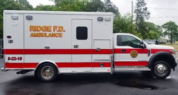 ridge-fd-ambulance-lettering