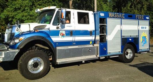 wassaic fire truck
