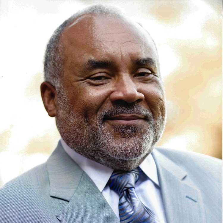 Dr. Donald Francis Guest, Pastor