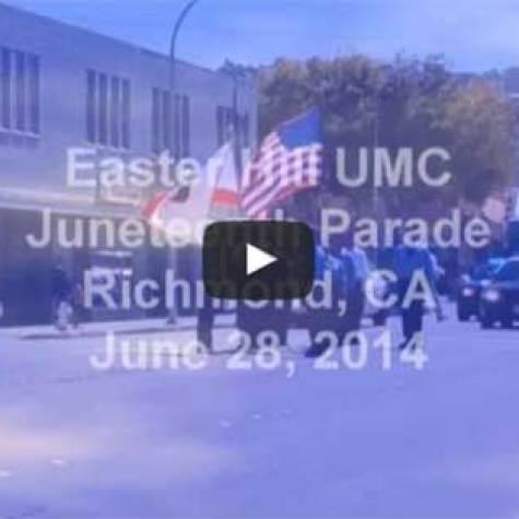 Easter Hill 2014 Juneteenth Parade