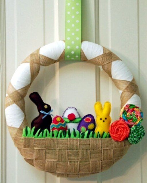 Easter Basket Decoration 2020