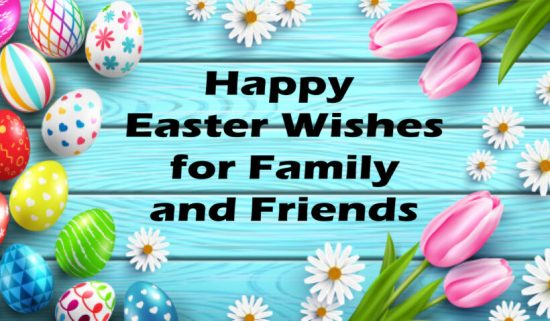 Happy Easter Wishes Messages