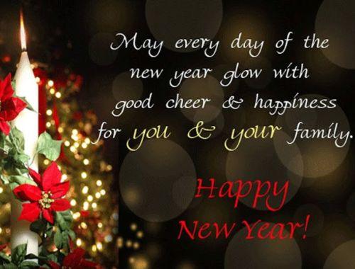 New Year Wishing Messgaes