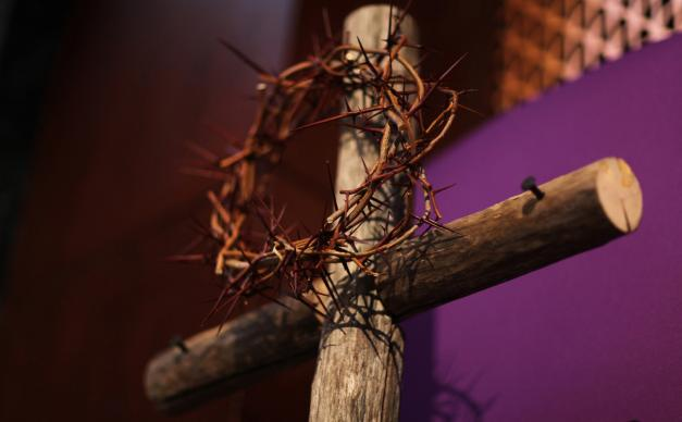 http://www.umc.org/what-we-believe/what-is-lent-and-why-does-it-last-forty-days