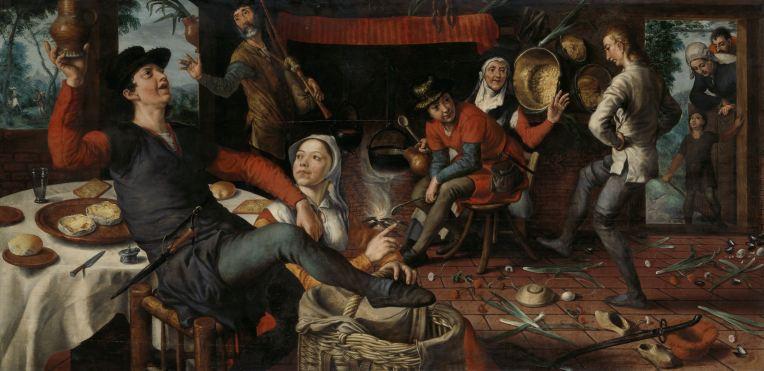 https://upload.wikimedia.org/wikipedia/commons/b/b2/Pieter_Aertsen,_The_Egg_Dance_(1552).jpg