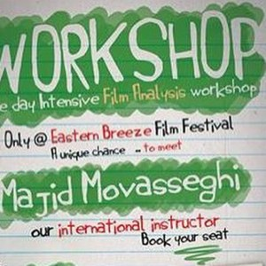 Reserve your spots now for the workshops Eastern Breeze hashellip
